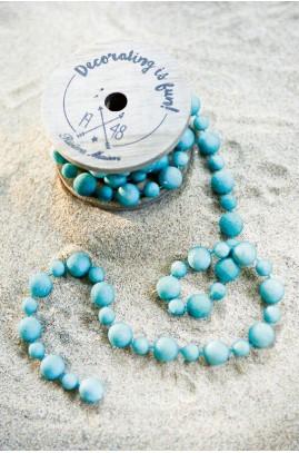 Dekoracja Koraliki Zielone /Decoration Beads green