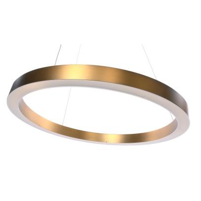 LAMPA WISZĄCA RING LED XL ŚR. 80 CM