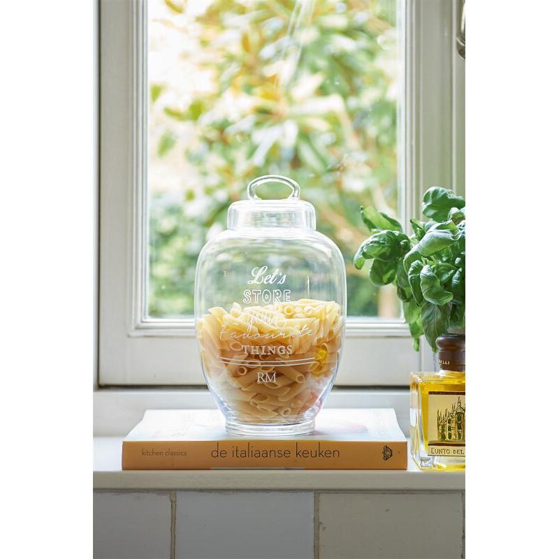 Słoik RM / Favourite Things Storage Jar-542