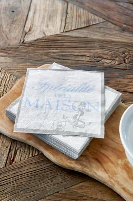Serwetki Pap. /Paper Napkin Spécialité De La Maiso-519