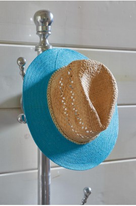 Kapelusz RM / Pretty Panama Hat blue