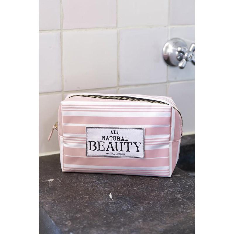 Kosmetyczka RM / All Natural beauty Cosm Bag pink-489