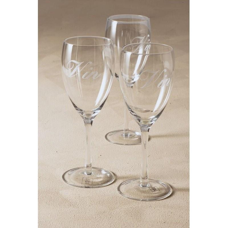 Lampka do wina Verre / Vin Rouge Verre-1348