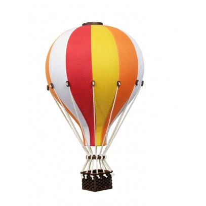 Balon Dekoracyjny L12 Orange ŚREDNI 33 cm
