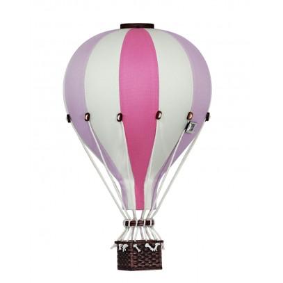 Balon Dekoracyjny L12 Wrzosowy ŚREDNI 33 cm