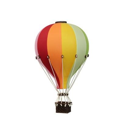 Balon Dekoracyjny L12 Tęczowy ŚREDNI 33 cm