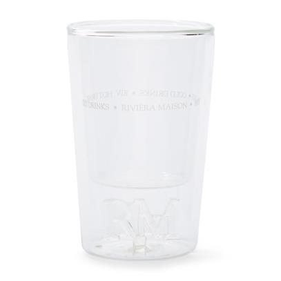 Szklanka RM 48 Double Wall Glass Riviera Maison-3900