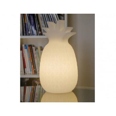 NEW GARDEN lampa stołowa SAMBA C biała - LED