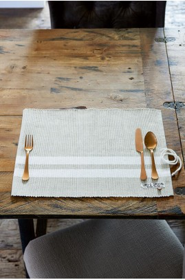 Podkładka RM / Classic Ribbed Placemat flax