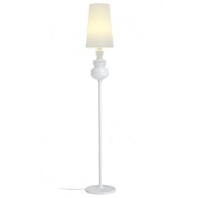 Lampa podłogowa QUEEN FLOOR 26 biała