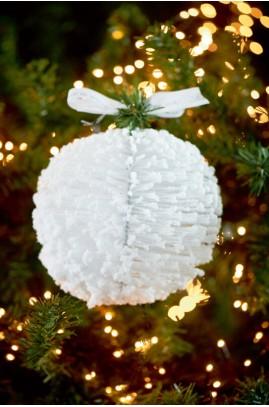 Dekoracja Śnieżka 14x14 / The Snowball Ornament