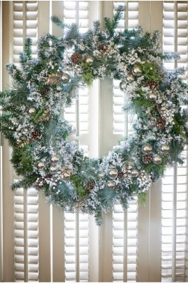 Wieniec 150x150 / An Amazing Christmas Wreath