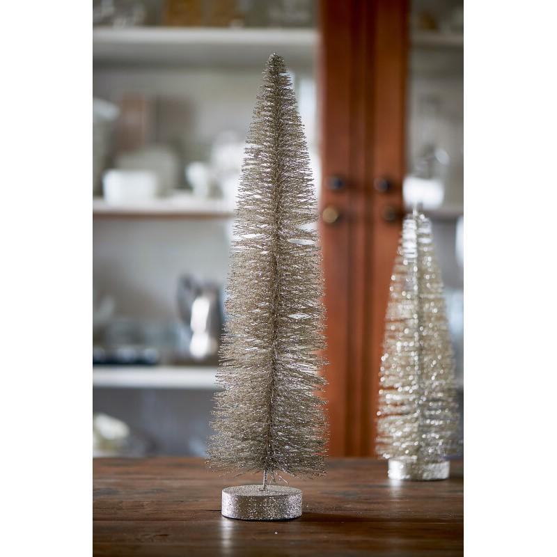 Choinka 51 cm / Colorado Winter Tree champagne L