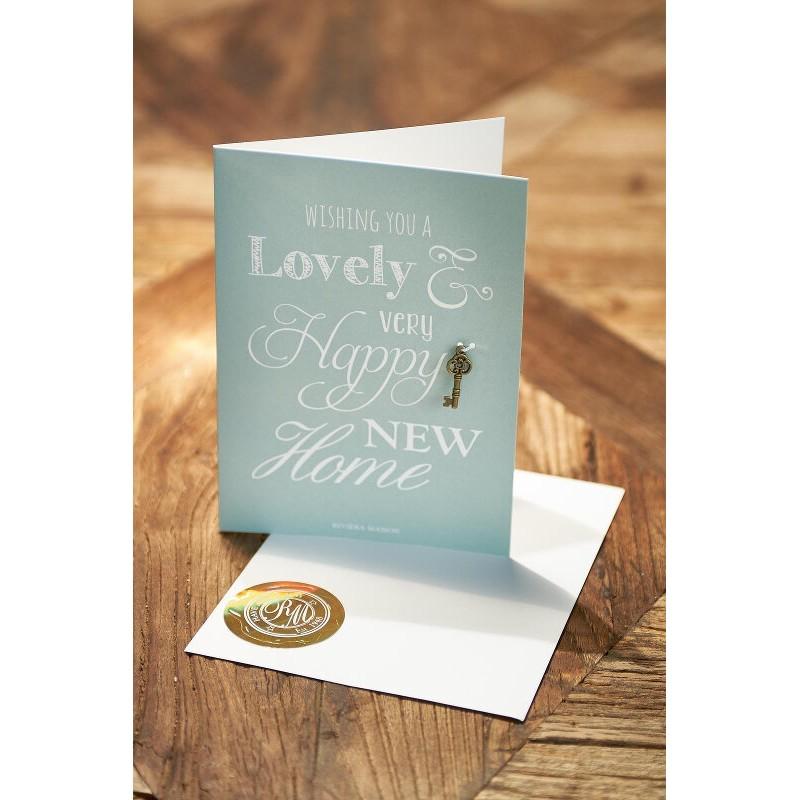 Kartka Pocztowa RM / Postcard New Home +envelope