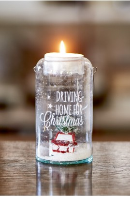 Lampin RM / Driving Home For Christmas Tealight