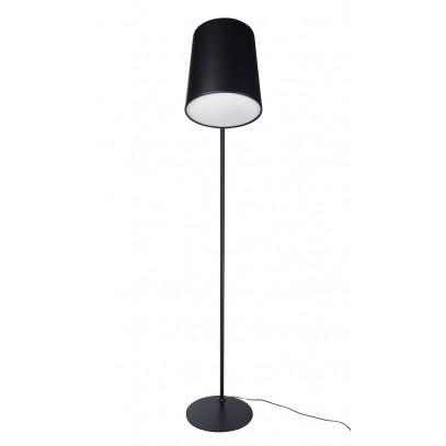 Lampa podłogowa FLAMING czarna