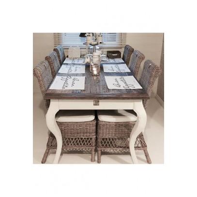 Stół Obiadowy / Driftwood Dining Table 180x90x78cm-1852