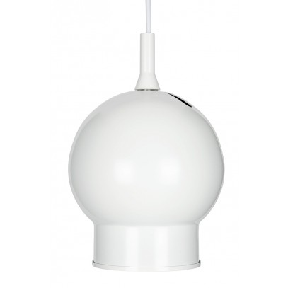 Lampa wisząca OJO LOONG biała - LED,metal