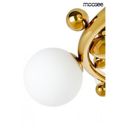 MOOSEE lampa wisząca VALENTINO M - złota