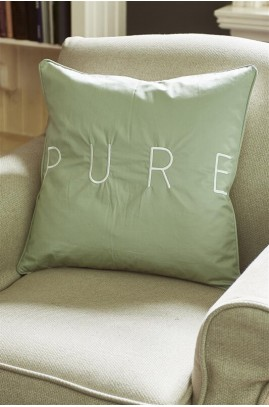 Poszewka 50x50 / Pure Fern Pillow Cover 50x50