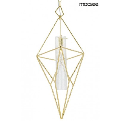 MOOSEE lampa wisząca HAVANA S - złota