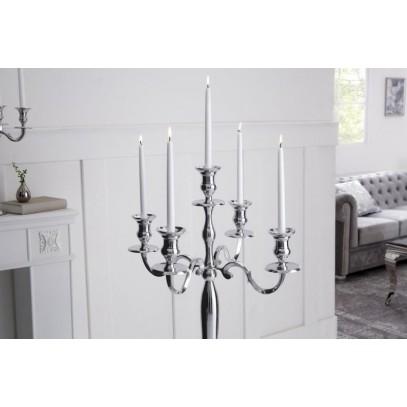 INVICTA świecznik STAND 120 cm - aluminium