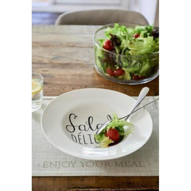 Talerz Salad / Salade Délicieuse Plate -2016