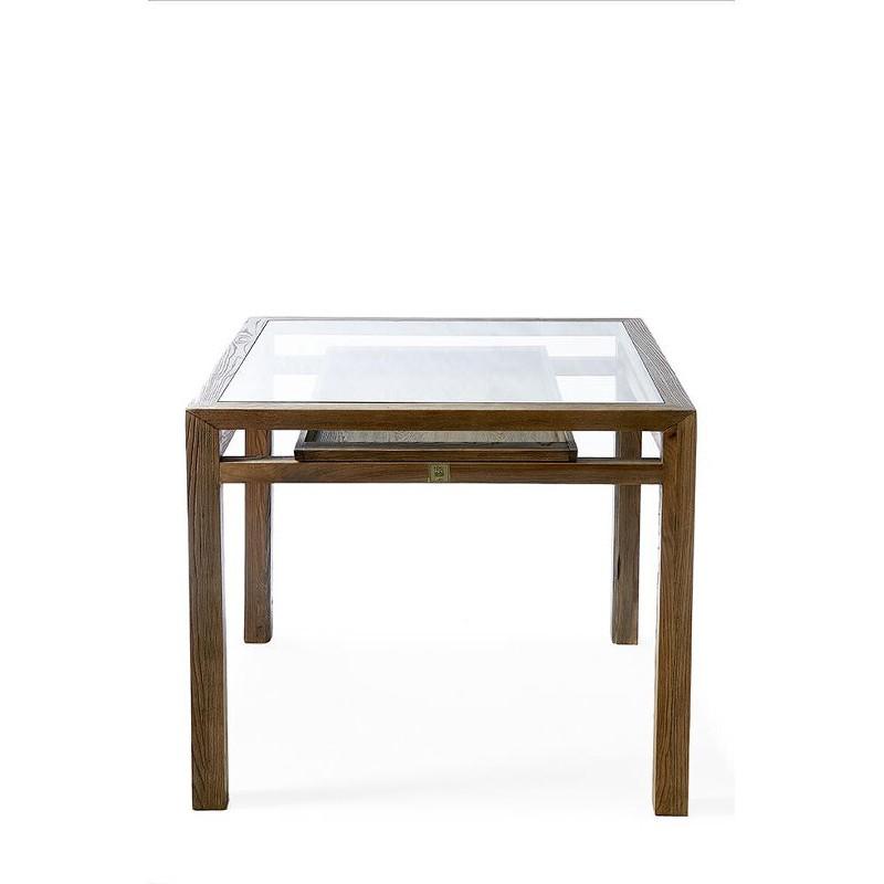 Stół Obiadowy / Wainscott Dining Table 90x90-1922