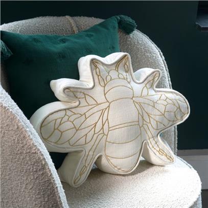 Poduszka Dekoracyjna Happy Bee Riviera Maison
