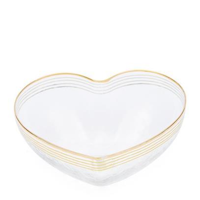 Miseczka Szklana Pretty Heart Bowl Riviera Maison