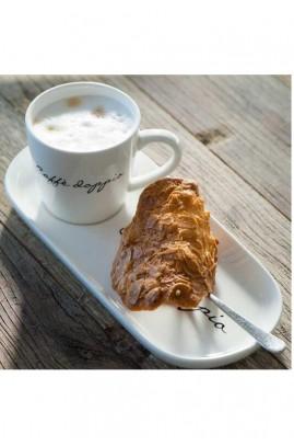 Caffe Doppio - Filiżanka z Podstawką