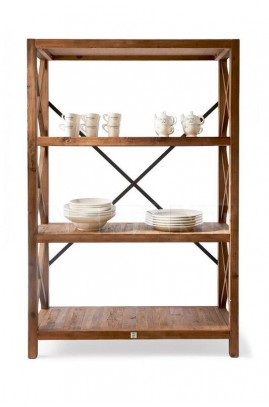 Regał Cross Bridge Display Cabinet 120x180 cm