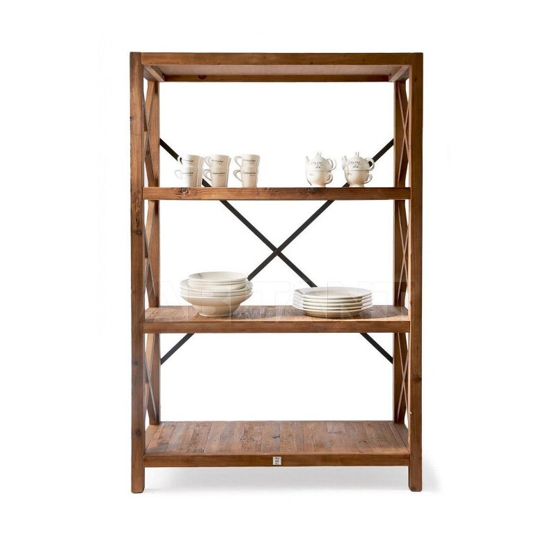 Regał Cross Bridge Display Cabinet 120x180 cm-2224