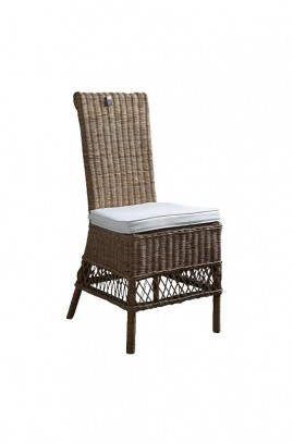 Krzesło rattanowe / St. Malo Dining Chair -1088