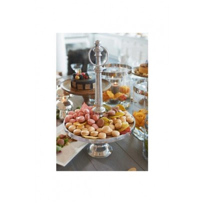 Patera RM 1-poz. / Berkeley Cake Stand 1 Level-110
