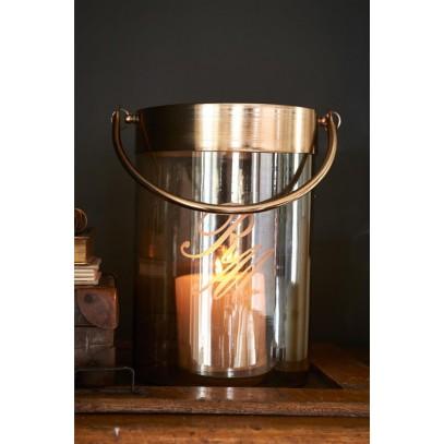 Lampion RM / RM Luster Gold Lantern M-741