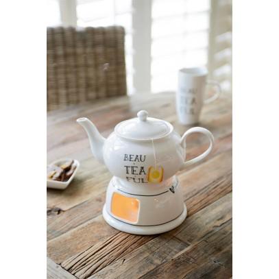 Czajnik z Podgrzewaczem / Beau-Tea-Ful Teapot-554