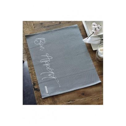 Podkładka Na Stół Bon Appetit Szara 45x35 cm-2245