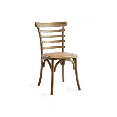 Krzesło Drewniane Moulin Café Dining Chair-2554