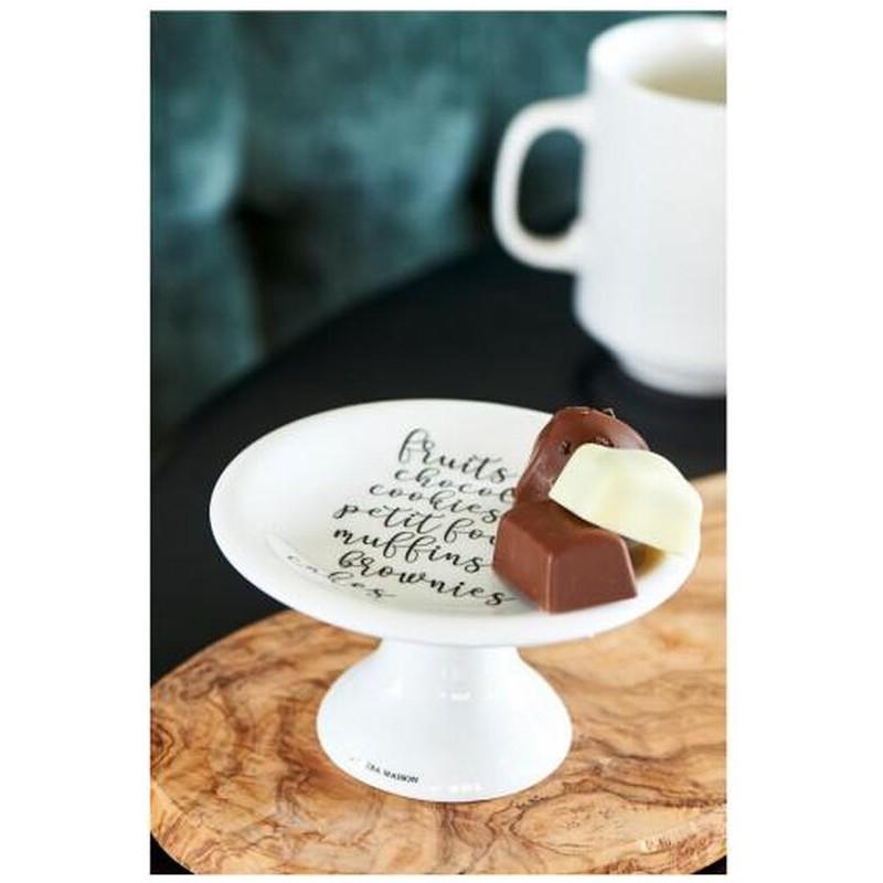Porcelanowa Mini Paterka /Tasty Treats Mini Cake M-2597