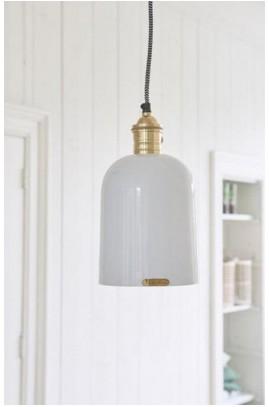 Lampa Cogotte Biała / Coqotte Hanging Lamp white