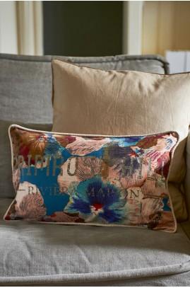 Poszewka / Primrose Hill Floral Pillow Cover 50x30