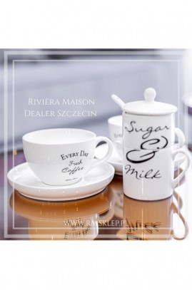 Filiżanka / Every Day Fresh Coffee Cup & Saucer
