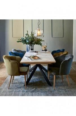 Stół Obiadowy Stuart 210x90 cm Riviera Maison