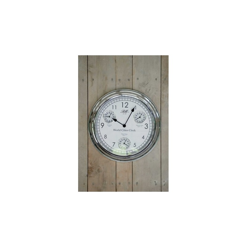 Zegar / World Cities Clock-9