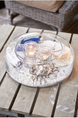 Misa na dekoracje szkło / RM Amsterdam Glass Bowl