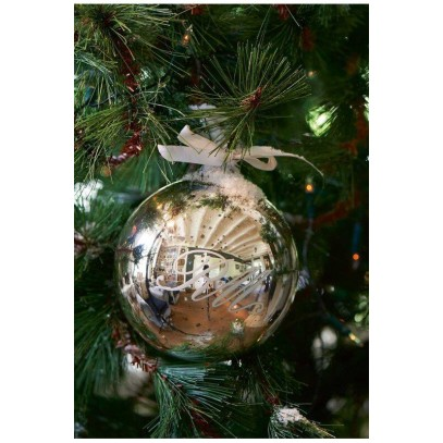 Bombka RM / Classic RM Christmas Orn. 15cm