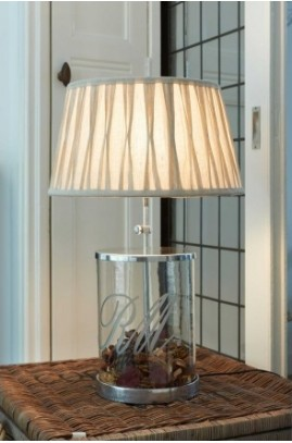 Abażur Cambridge 35x45 / Cambridge Lampshade natur