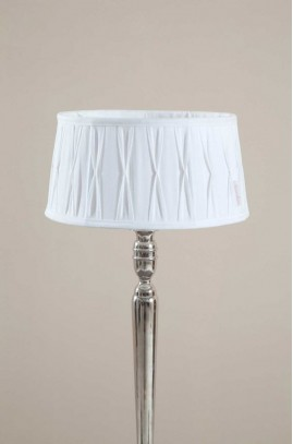 Abażur Cambridge 30x35 / Cambridge Lampshade white