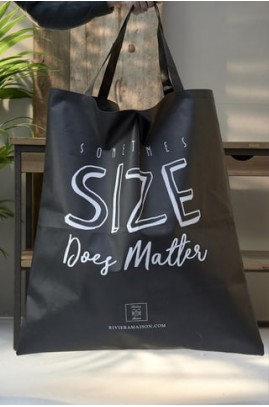 Torba Zakupowa / Shopper Size Does Matter